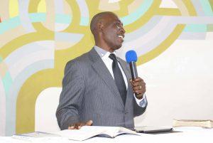 Pastor Eddie Chansa